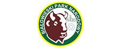 Logo Białowieskiego Parku Narodowego, klienta Euro Komplex