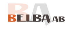 Logo firmy Belba Ab, klienta Euro Komplex
