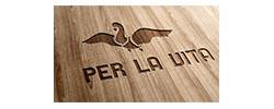 Logo firmy Per La Vita, klienta Euro Komplex