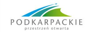 logo otwartego konkursu programu podkarpackie przestrzeń otwarta