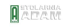 Logo firmy Stolarnia Adam, z którą Euro Komplex miał przyjemność współpracować