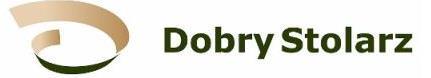 Logo firmy Dobry Stolarz, klienta Euro Komplex