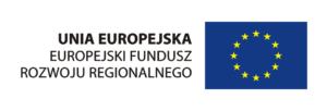 oficjalne logo europejskiego funduszu rozwoju regionalnego, dzięki któremu można uzyskać pomoc finansową