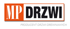 Logo firmy Mp Drzwi, klienta Euro Komplex