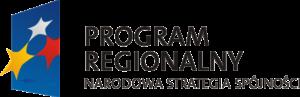 logo programu regionalnego, z którym współpracowaliśmy w celu uzyskania pomocy finansowych