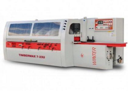 strugarka czterostronna winter timbermax 7 23 u