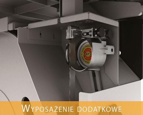 tasmowa pila centauro co 800 euro komplex wyposazenie dodatkowe
